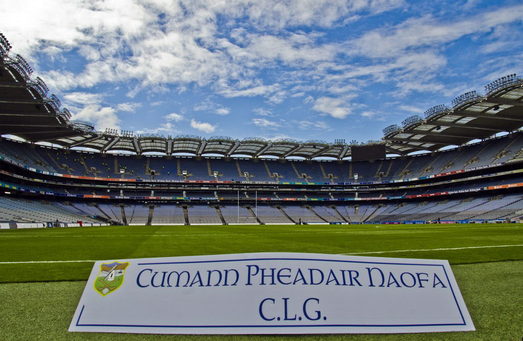 All-Ireland Football Tickets Raffle