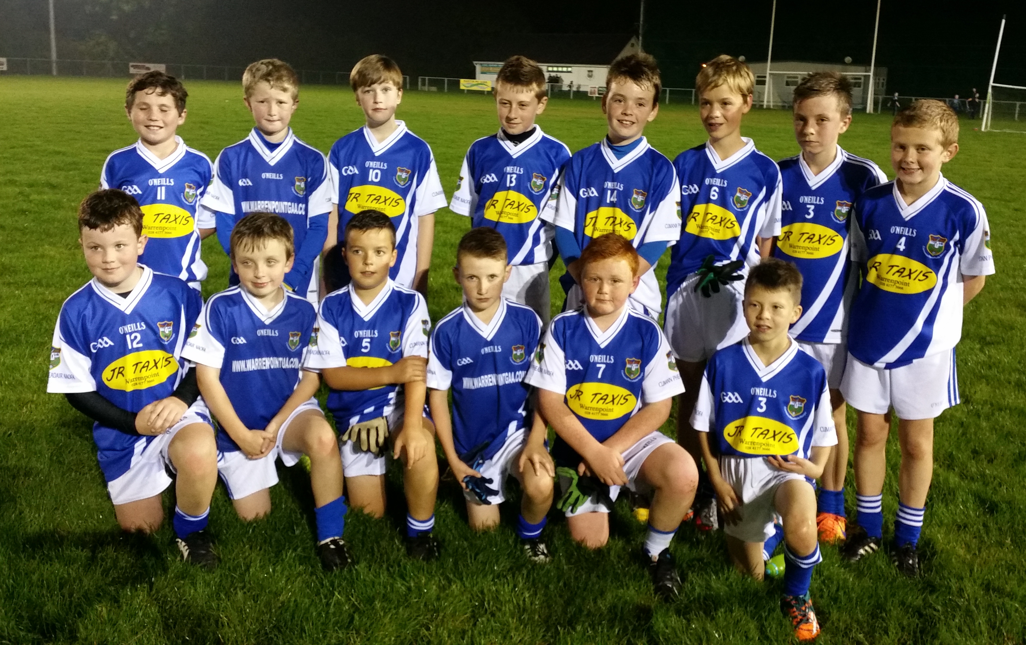 Great win for U11 footballers