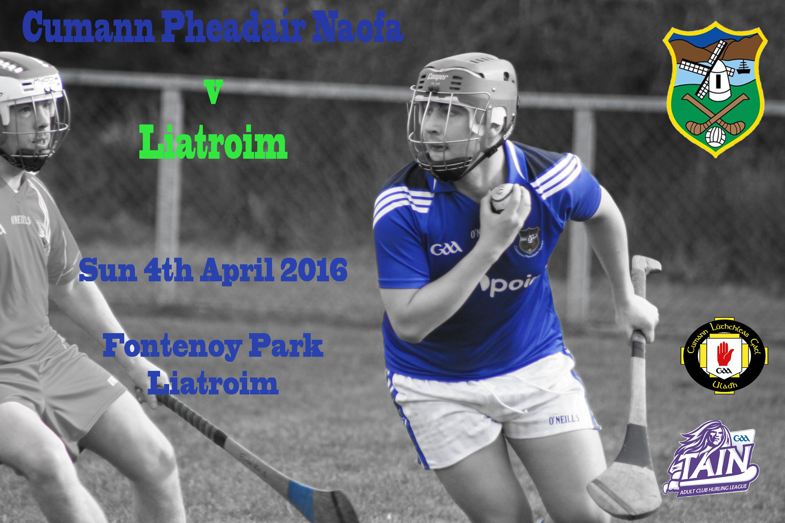 Hurlers to take on Liatroim on Sunday