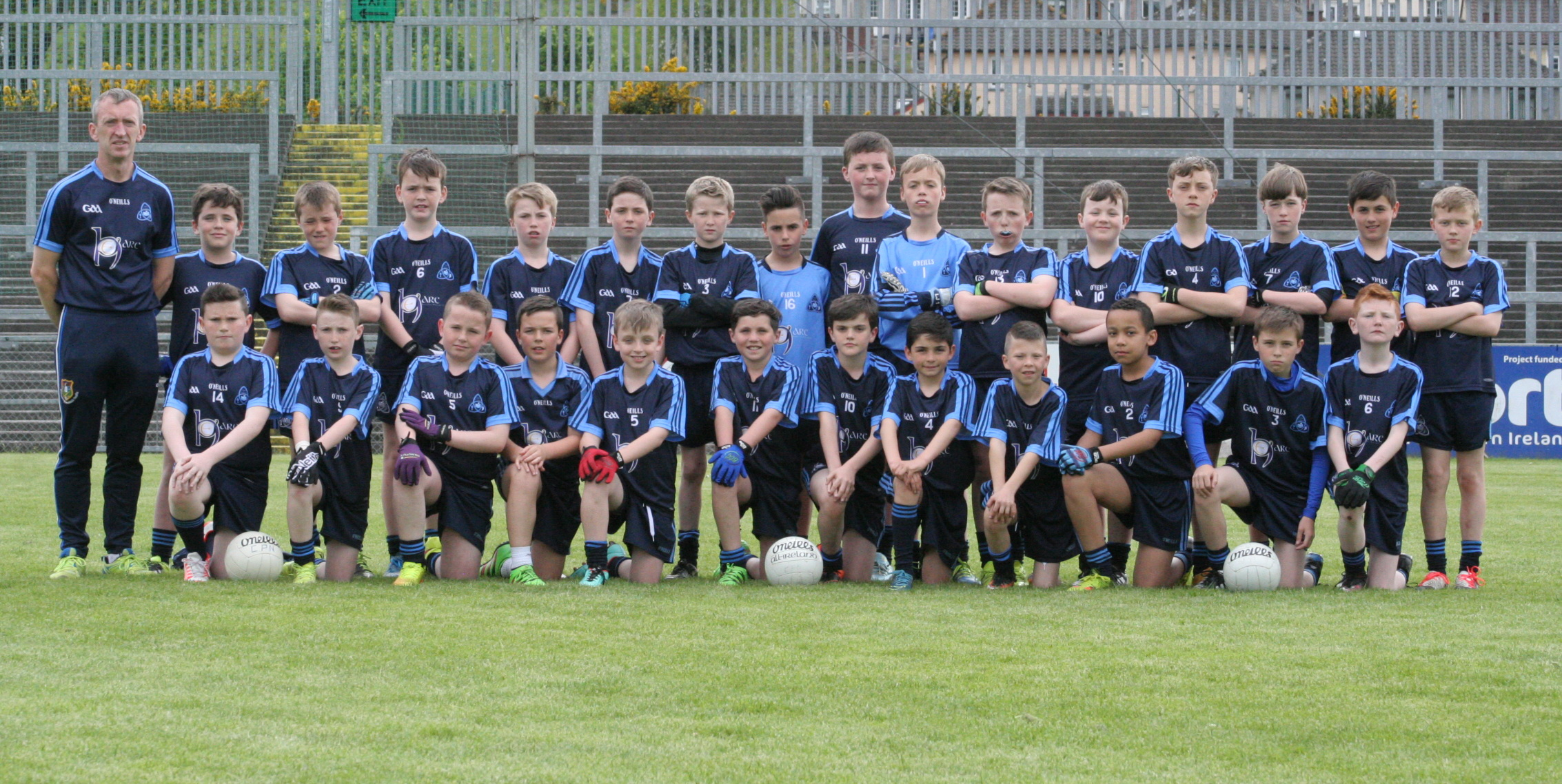 St Dallans loose out in Canon Esler Final