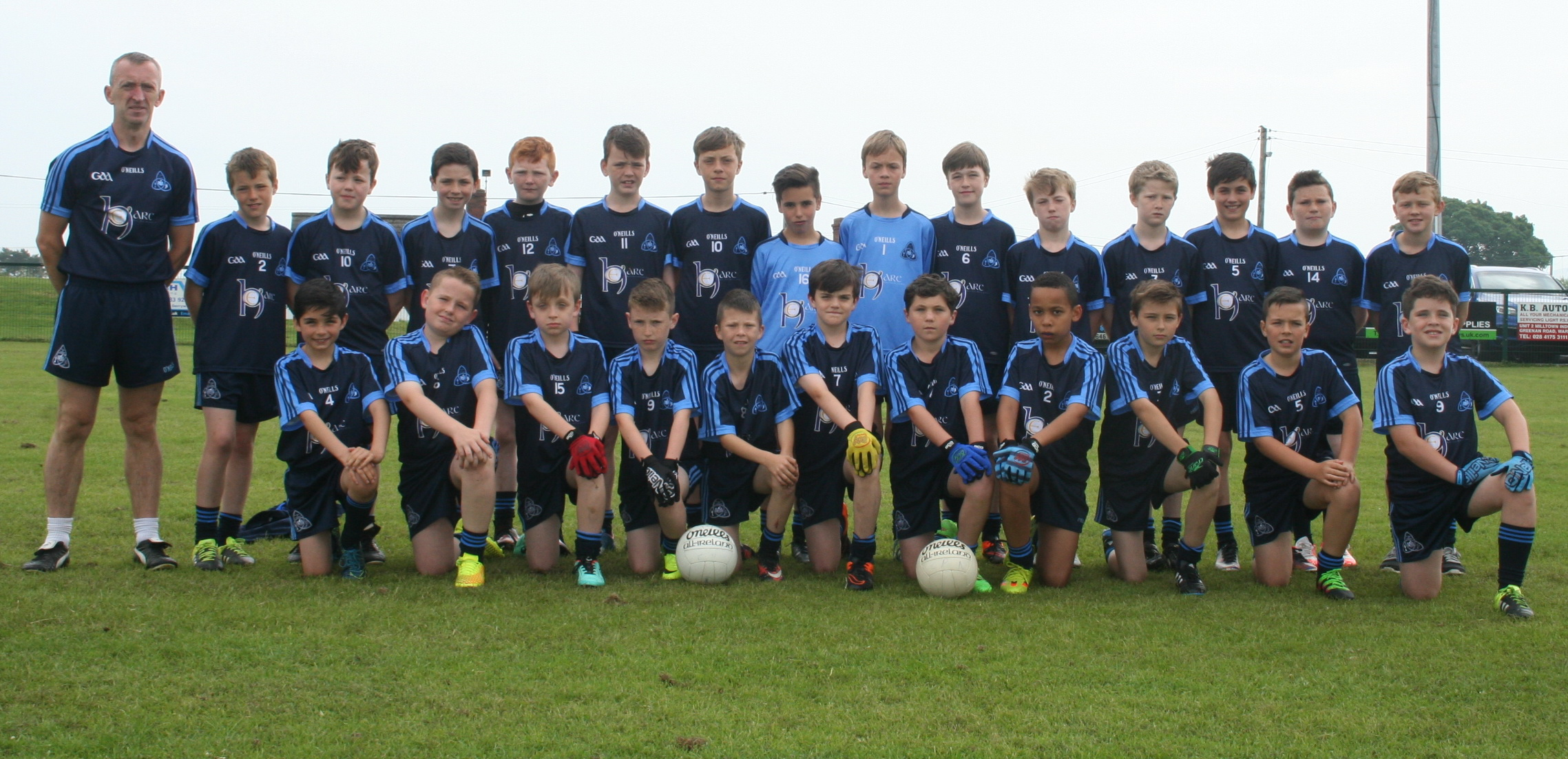 St Dallans give excellent display in best league final for years