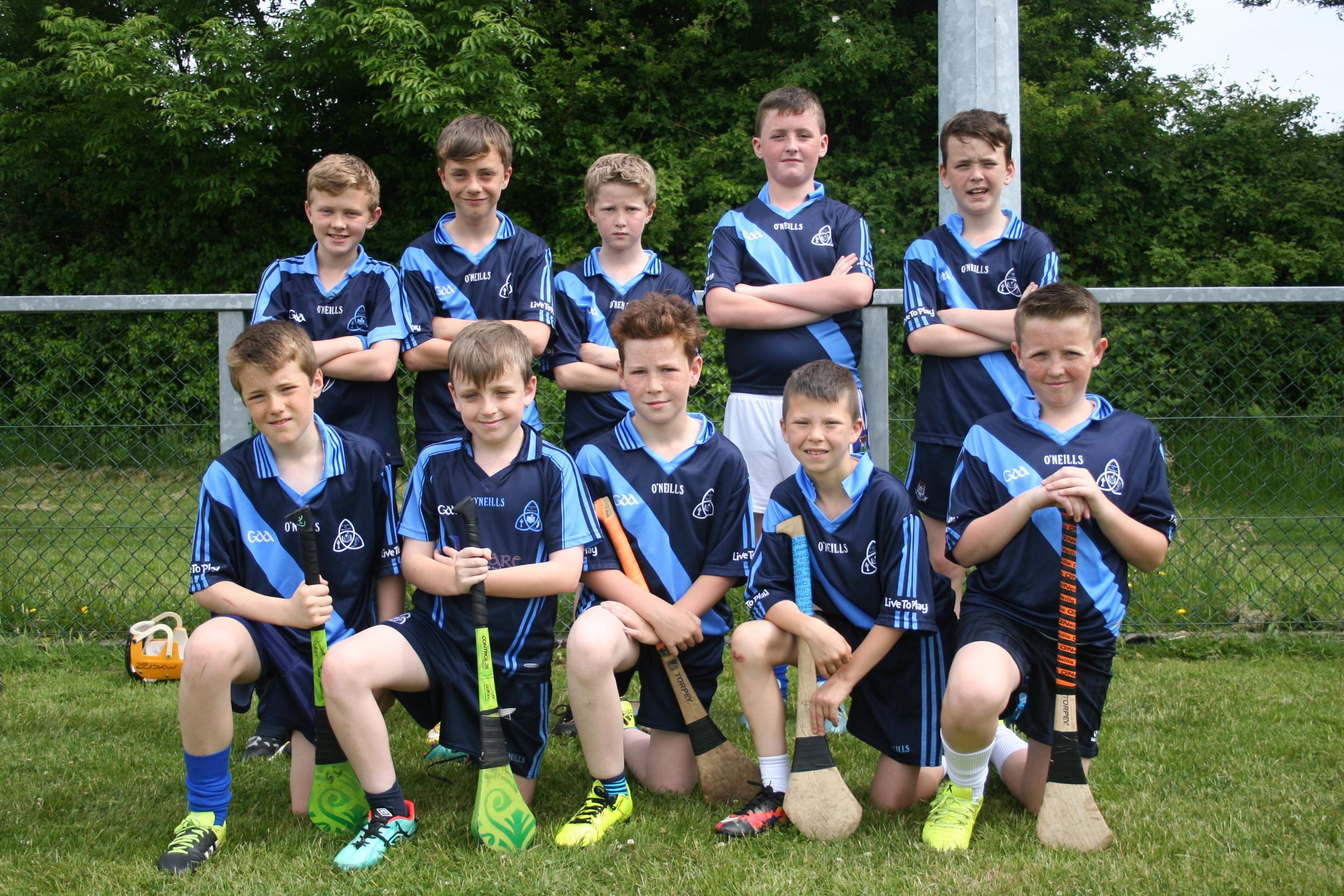 Hurling Blitz a great success for Cumann Pheadaír Naofa