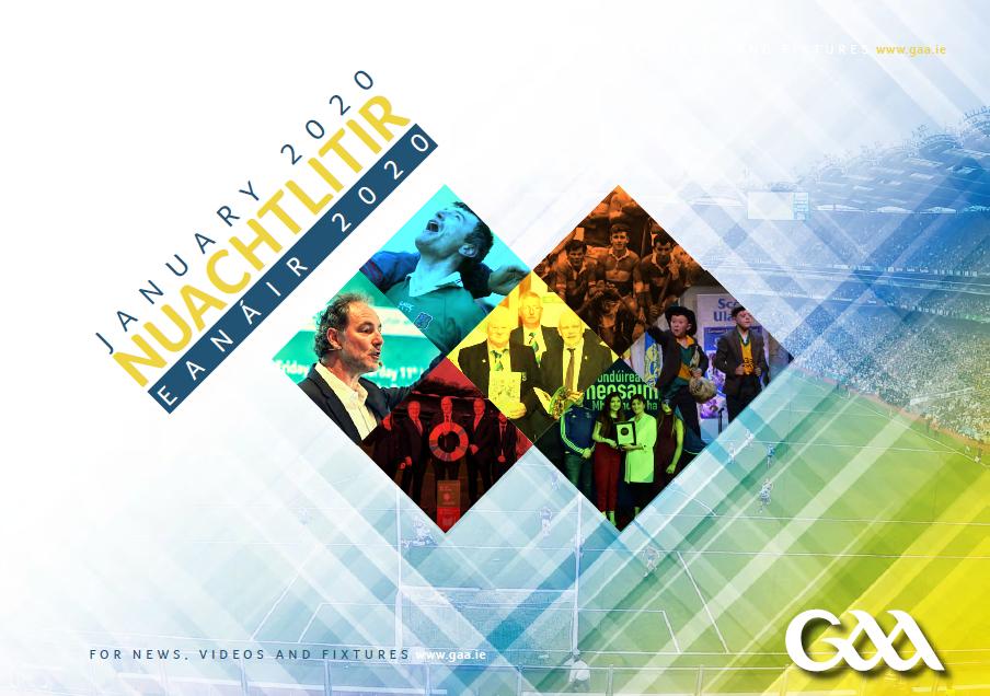 GAA Club Newsletter January 2020
