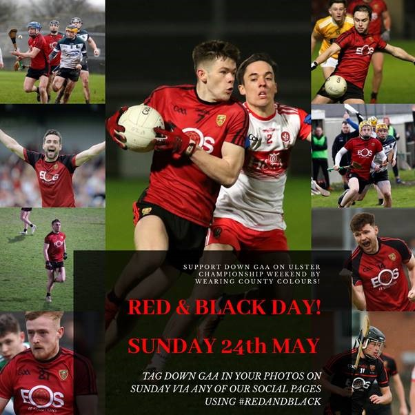 Paint the County Red..& Black