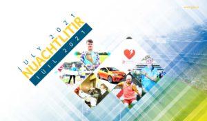 GAA July 2021 Club Newsletter