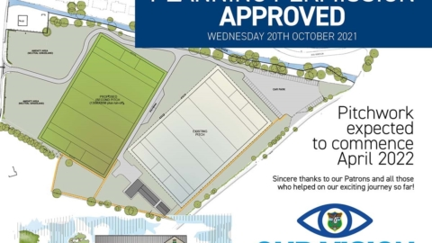 Warrenpoint GAA Welcome Planning Permission
